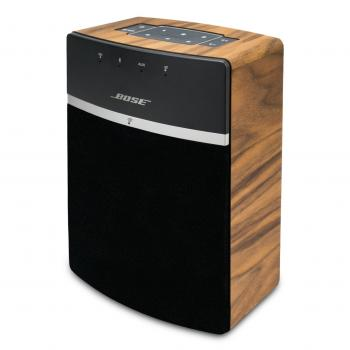 BOSE SOUNDTOUCH 10 WALNUSS HOLZ COVER *5803
